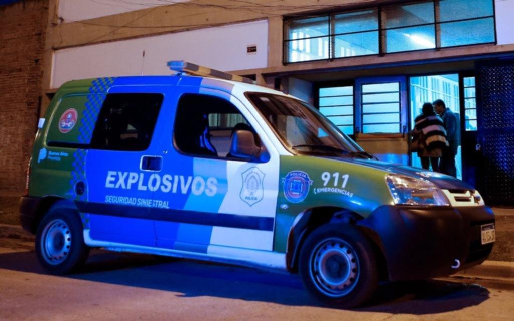 En Berisso insisten en tener una fiscalía para actuar en casos de amenaza de bomba