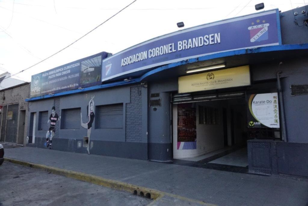 La Asociación Brandsen, otro club acorralado por abultadas facturas de gas de hasta $57 mil