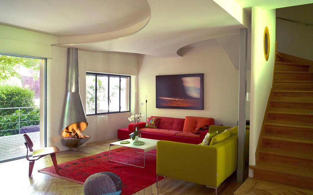 El espacio contribuye a vivir mejor hogar for Que altura de piso es mejor para vivir