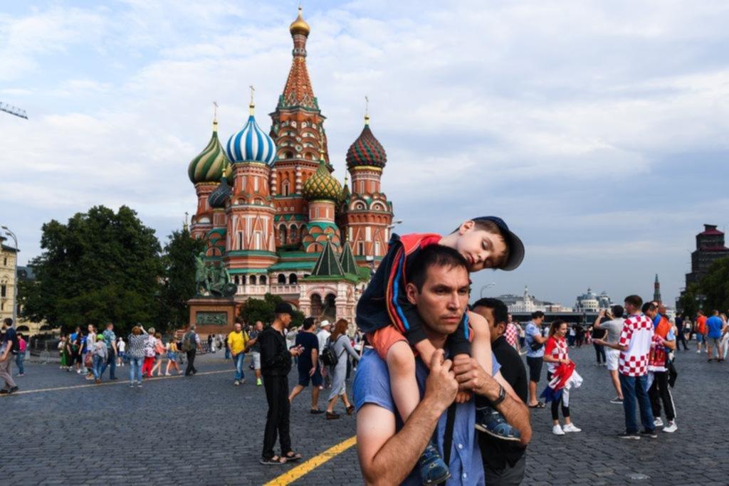 Francia se hizo fuerte en Rusia y se consagró campeón del mundo