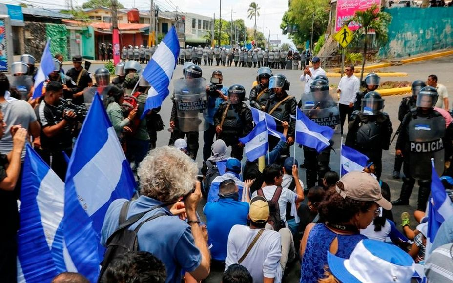 ONU denuncia que la ley sobre terrorismo en Nicaragua criminaliza protestas