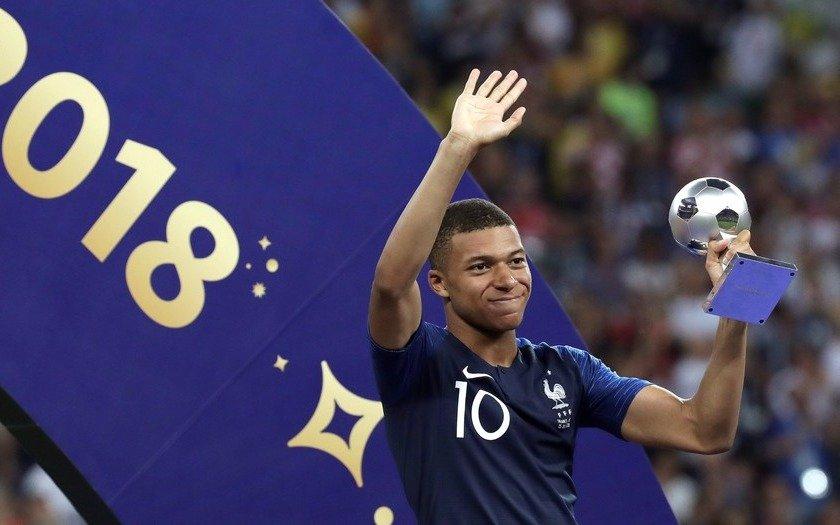 Francia ocultó lesión de Mbappé durante el Mundial