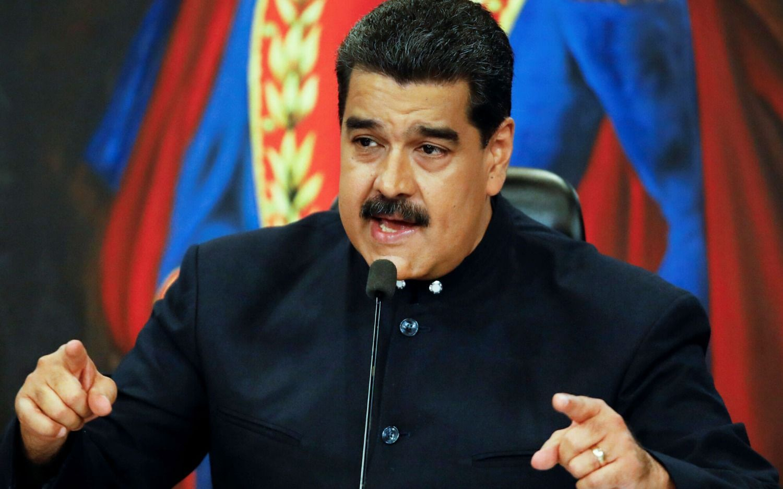 Venezuela trabaja en sistema para que mares no sean