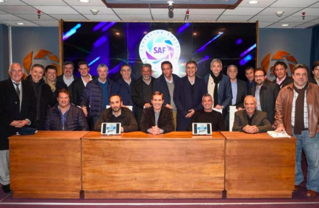 La polémica por quienes son los grandes de la Argentina tuvo su capítulo en la Superliga