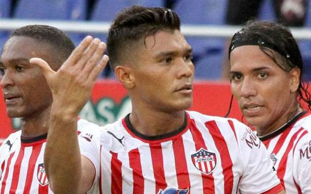 Teo Gutiérrez, cerca de volver a jugar en el fútbol argentino