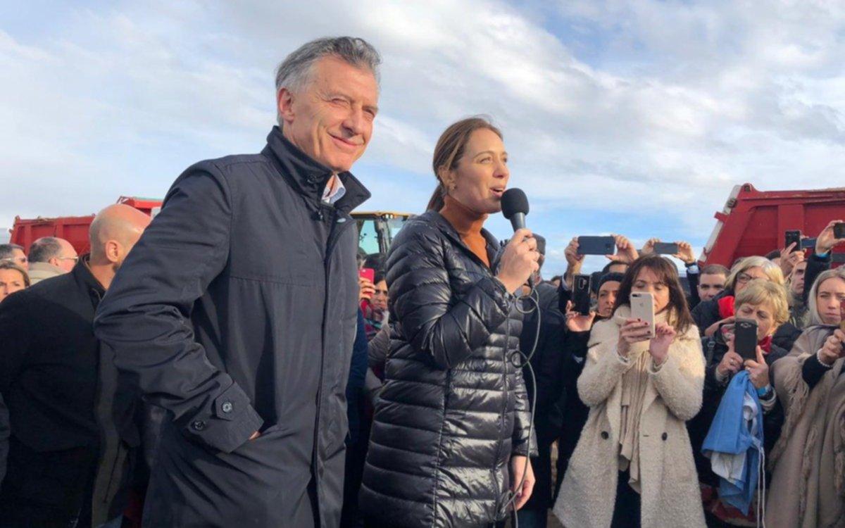 La respuesta de Mauricio Macri cuando le gritaron ¡vamos a volver!