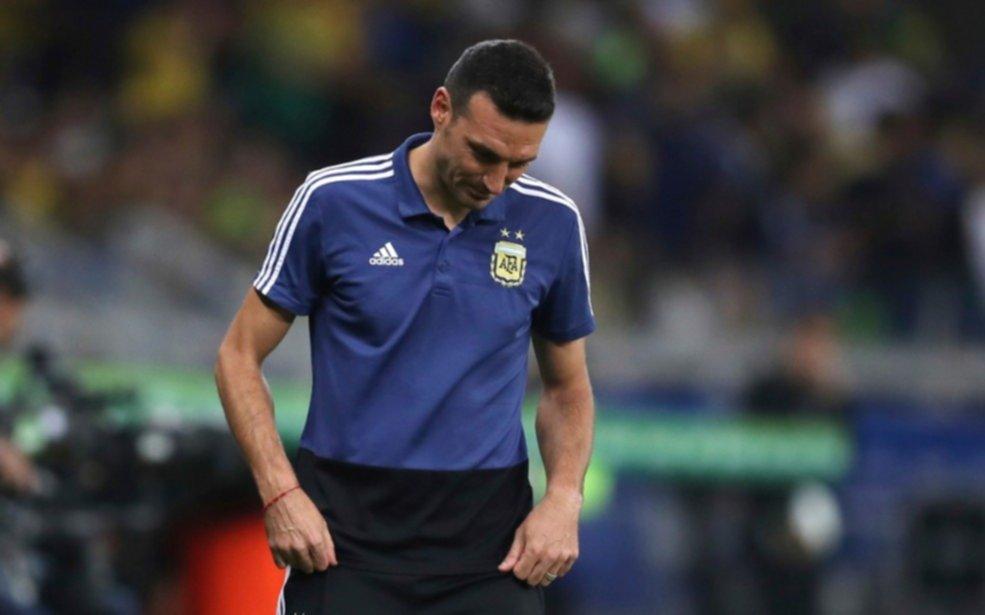 Scaloni confirmó que sigue al frente de la Selección Argentina - Somos Deporte