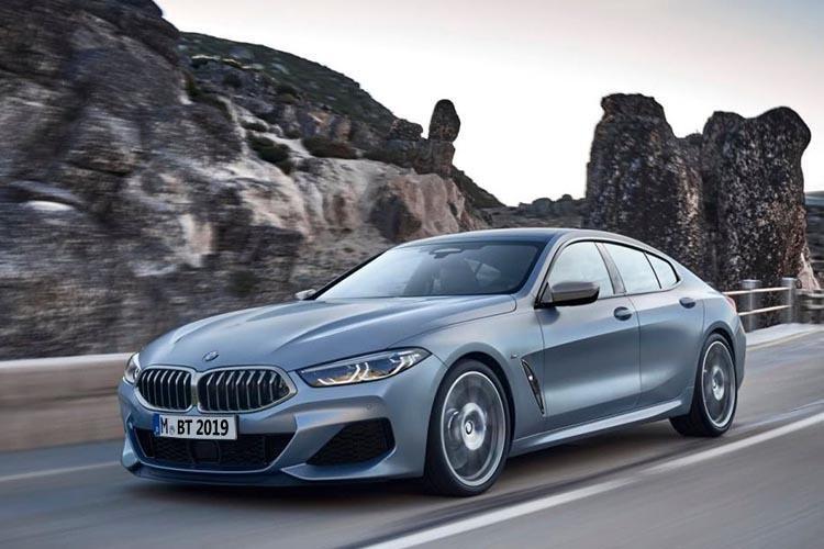 BMW completa el Serie 8 con un Gran Coupé 4 puertas