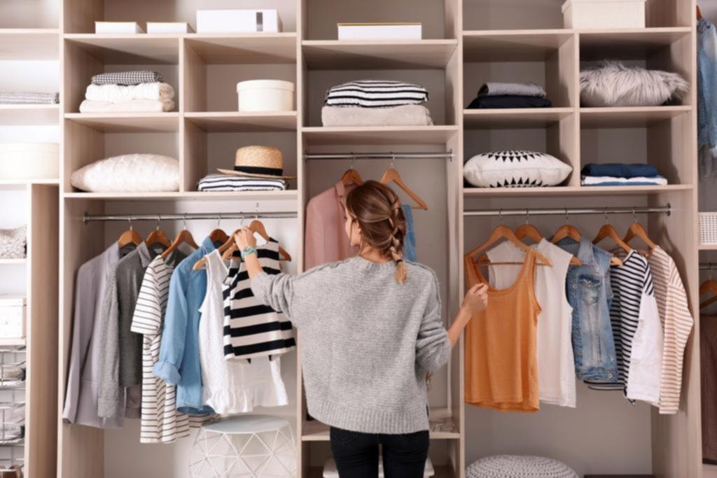 Los mejores métodos para ordenar el armario