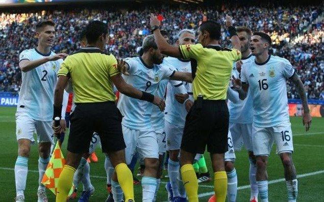 Un comunicado oficial de la UEFA sobre el tema argentino