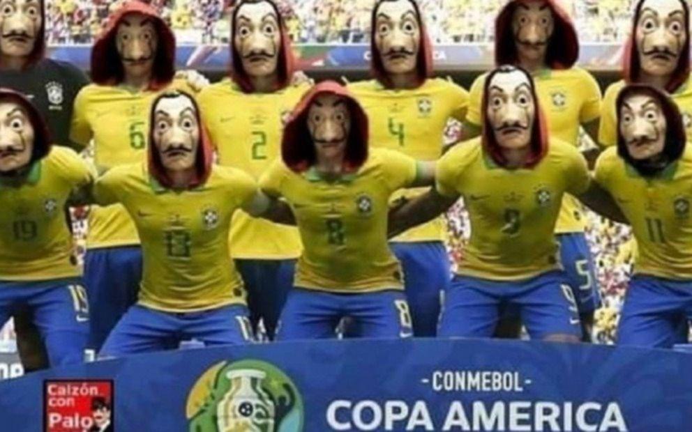"""La Copa América de la """"Corrupbol"""" y el """"VARsil"""" dominaron los memes"""