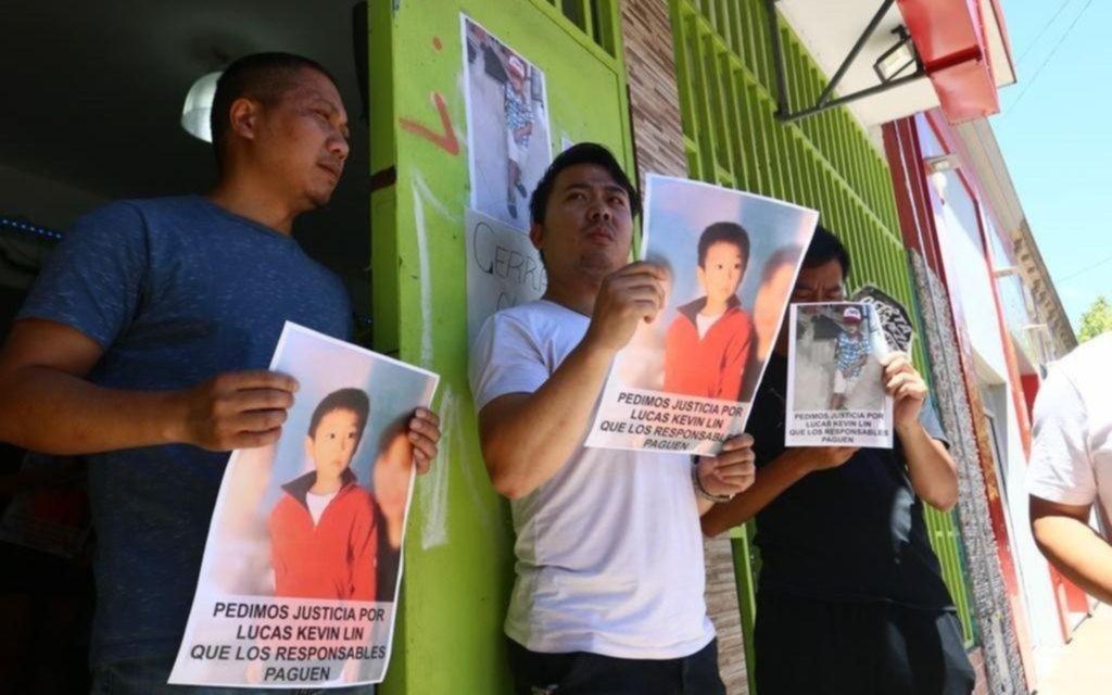La familia de Lucas Lin quiere recurrir al gobierno chino tras un nuevo revés judicial