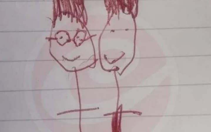 Un nene con autismo reveló a través de un dibujo que lo abusó un compañero