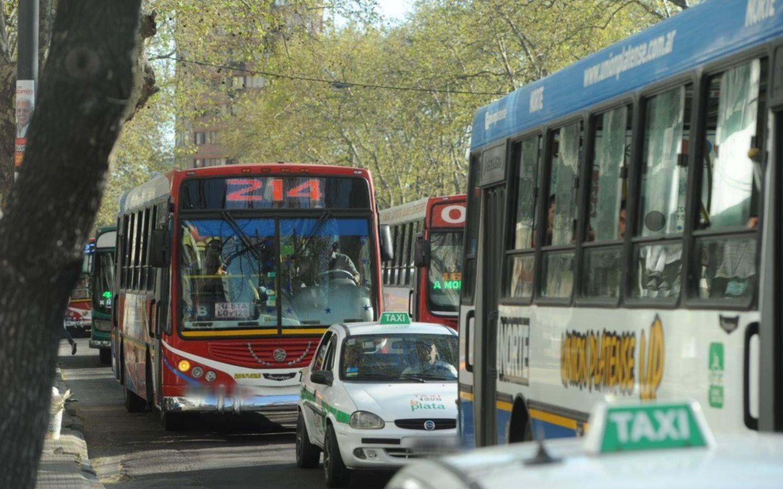 El paro de transporte de este viernes no afectará a la Región