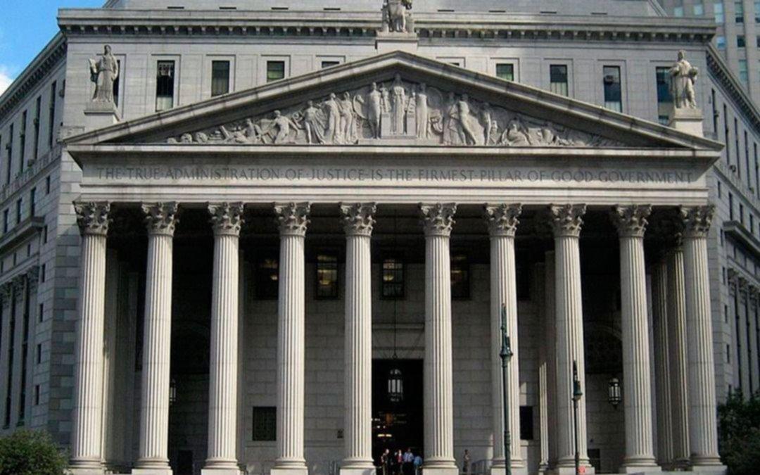 Juicio por YPF: Argentina deberá argumentar por qué el tribunal de New York no es conveniente