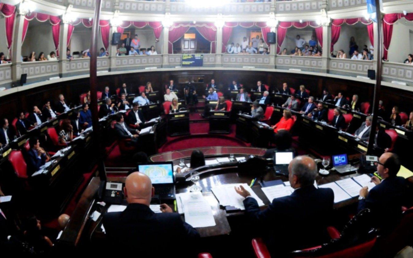 El Senado bonaerense aprobó pliegos para cubrir 17 vacantes en la justicia de la Provincia