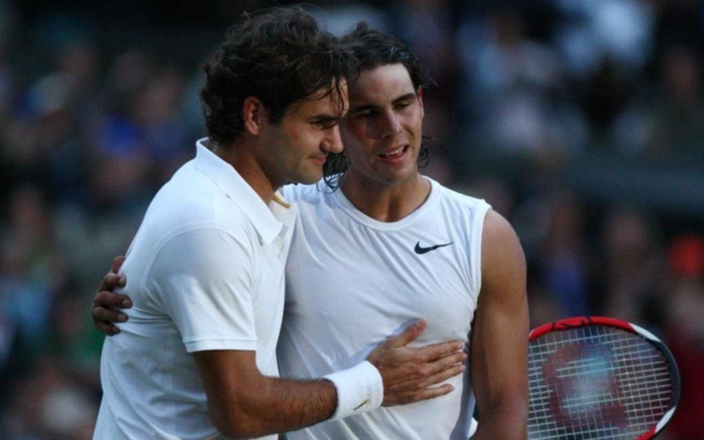 Federer venció a Nadal y chocará contra Djokovic en la final de Wimbledon