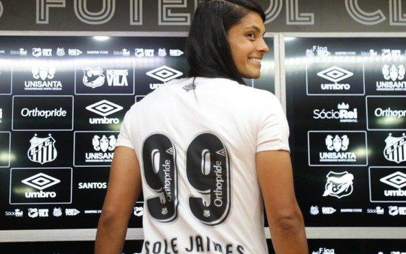 De la selección femenina de fútbol argentina al Santos de Brasil