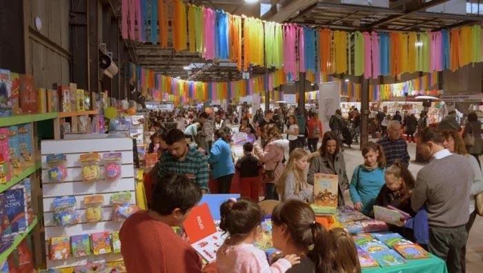 Arrancó la Feria del Libro Infantil en Capital y el viernes lo hará en La Plata
