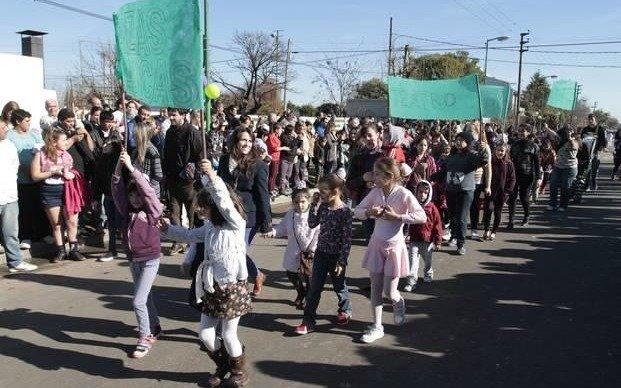 Los vecinos de Hernández se preparan para festejar el 131° aniversario de la localidad