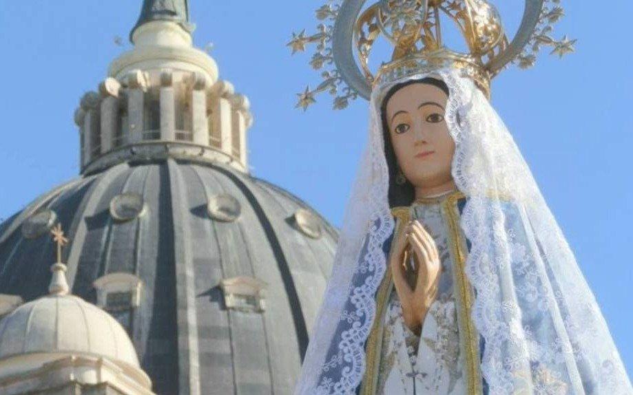 Se espera una multitud en Itatí por el 119° aniversario de la coronación pontificia de la Virgen