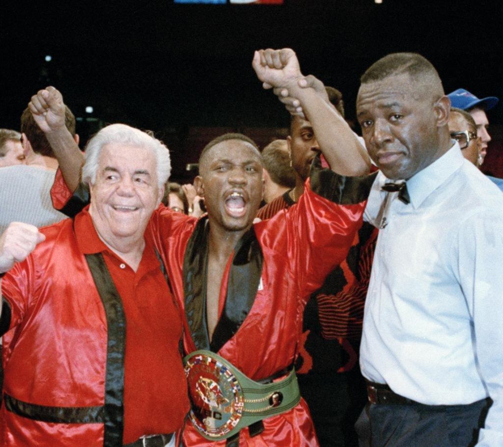 El final trágico de Pernell Whitaker, el campeón de box que brillara en los `90
