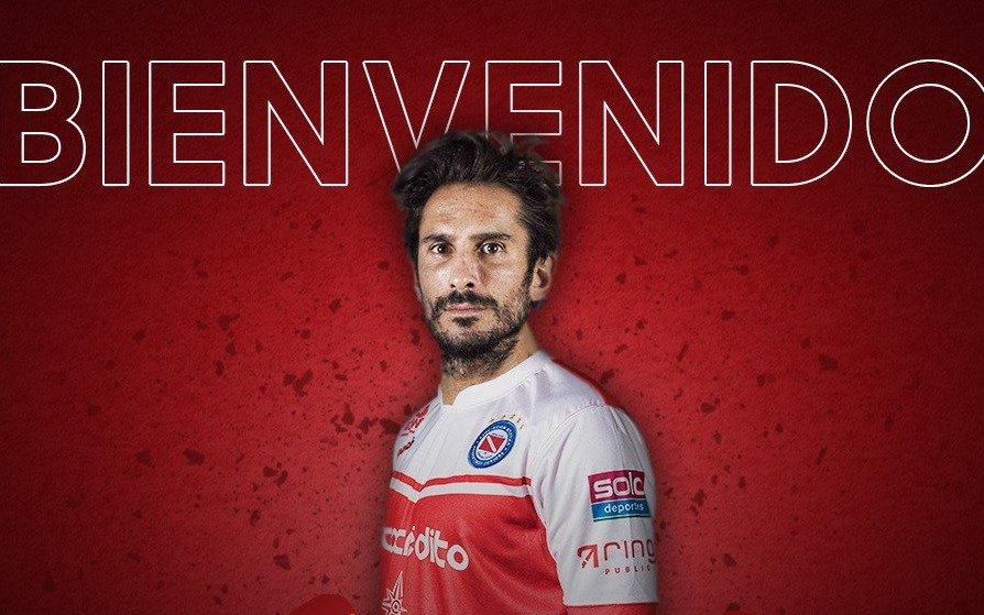Angeleri vuelve a Argentina para jugar en el Bicho