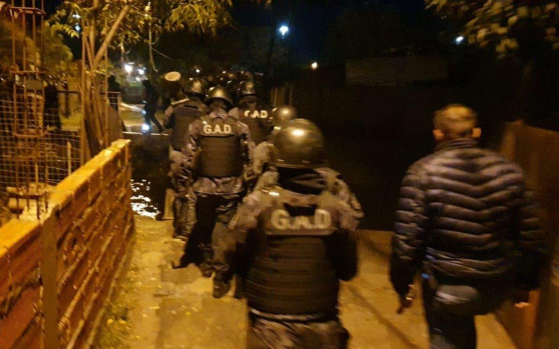 Centralizan la conducción y capacitación de grupos especiales de Policía bonaerense