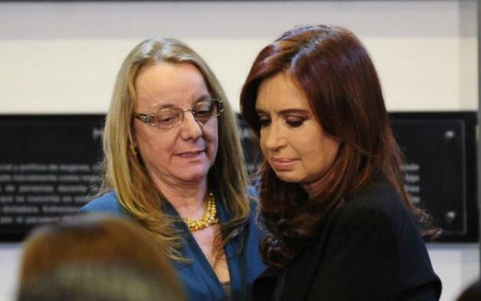 Revés para Cristina: en Santa Cruz no podrá compartir boleta con su cuñada Alicia
