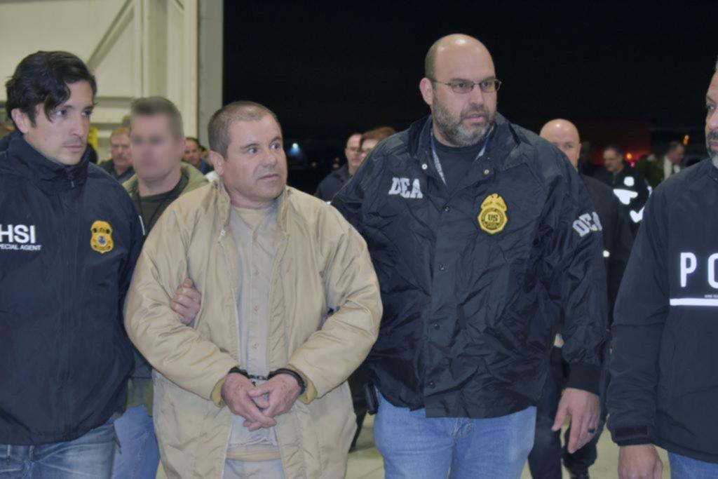 Termina la novela del Chapo Guzmán, que será condenado a cadena perpetua