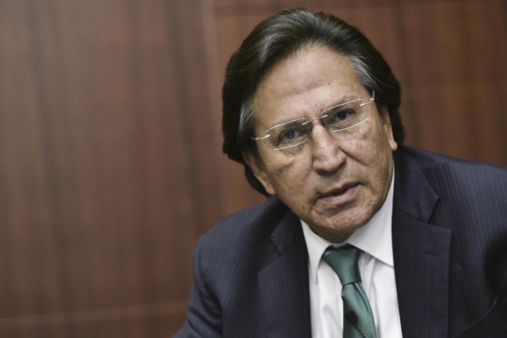 Detienen en EE UU al ex presidente peruano Alejandro Toledo