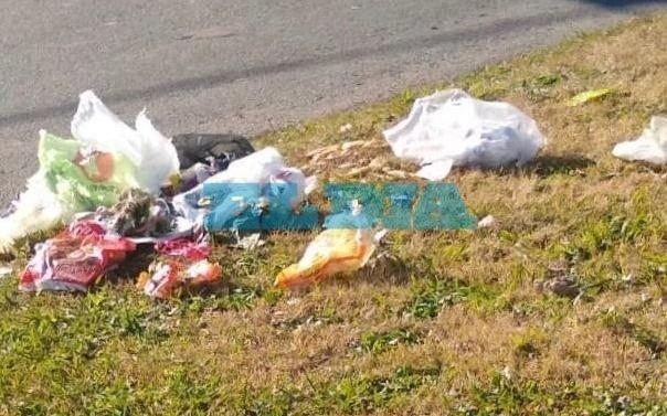Problemas con la recolección de residuos en 144 y 41