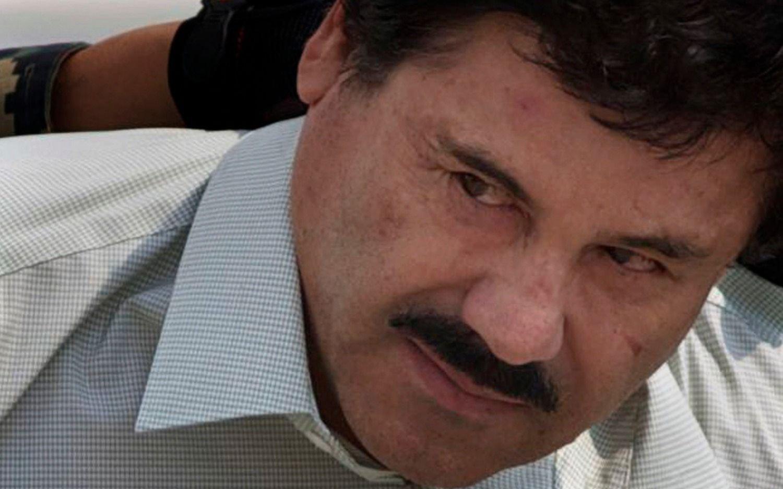 """Marche preso: le dieron cadena perpetua al capo narco """"Chapo"""" Guzmán"""