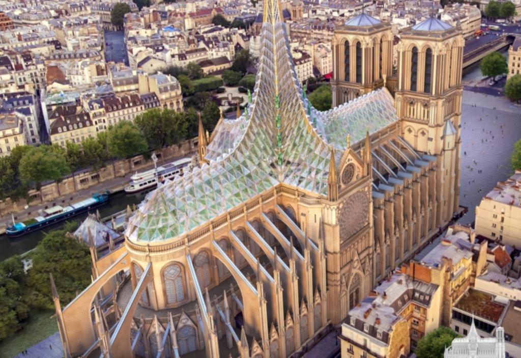 La nueva Notre Dame