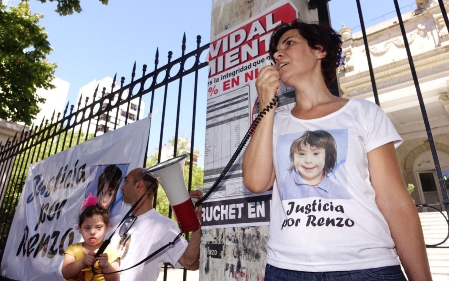 Caso Renzo Villanueva: prisión domiciliaria a uno de los acusados y el juicio será en 2022
