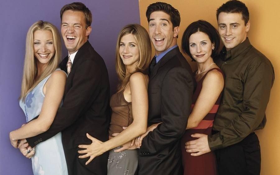"""En el Día del Amigo, se podrá disfrutar de una maratón de """"Friends"""""""
