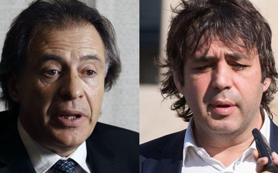 Rechazan excarcelar a los empresarios Cristóbal López y Fabián De Sousa