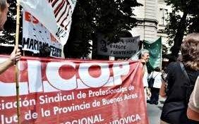 El Gobierno bonaerense le ofreció a los médicos un aumento ajustado por inflación