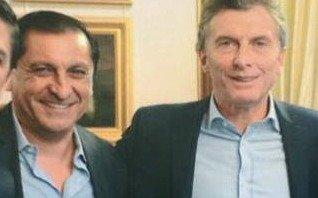 Macri yRamón Díaz se reunieron y hablaron de la Copa América y de la salud de Bilardo