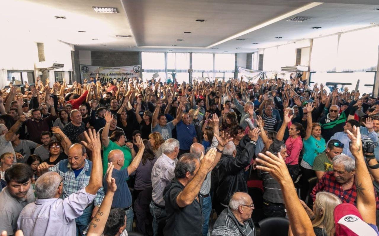 Trabajadores del Astillero también recibirán aumento del 12,5 %