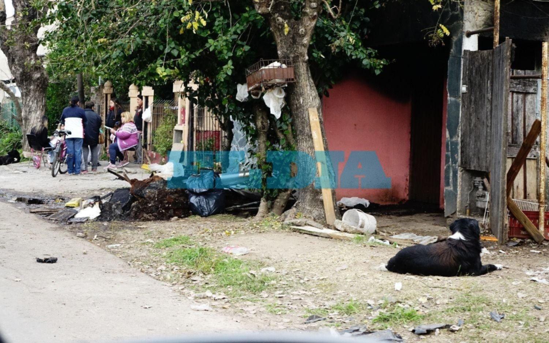 Un jubilado falleció tras incendiarse su casa en Ringuelet