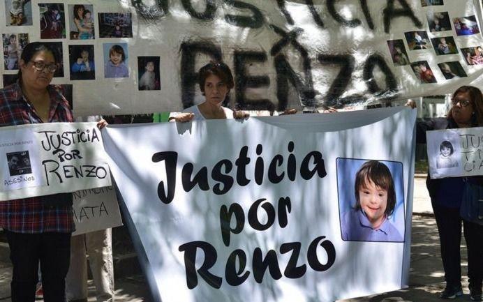 Renzo: el juicio oral arrancará en 2022 y le dieron arresto domiciliario a la madrastra