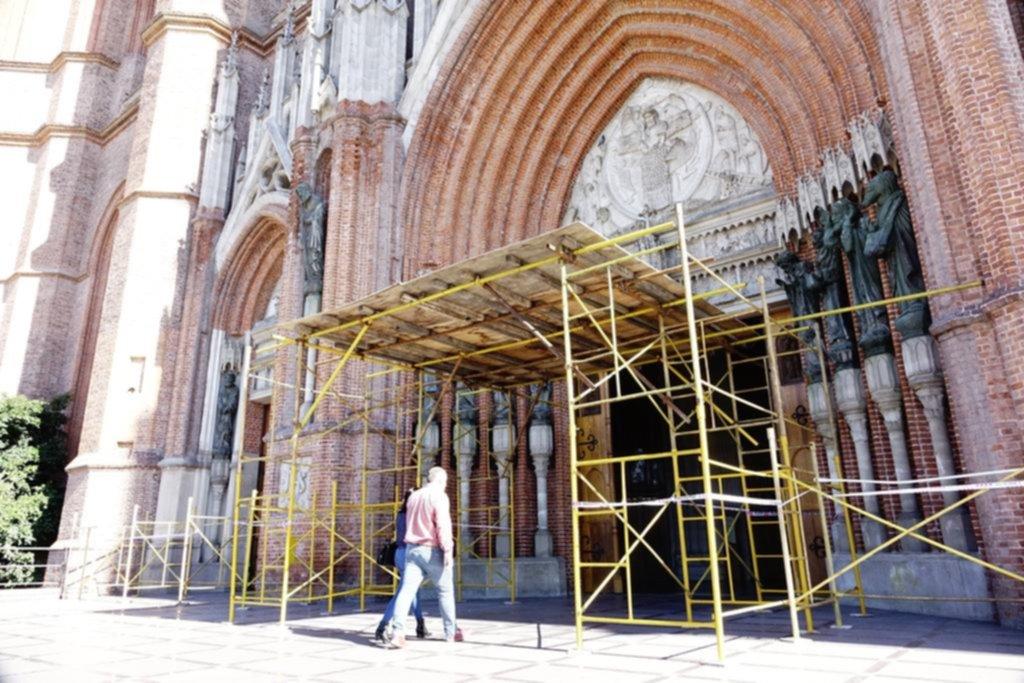 Inminente inicio de obras para instalar el sistema anti incendio en la Catedral local