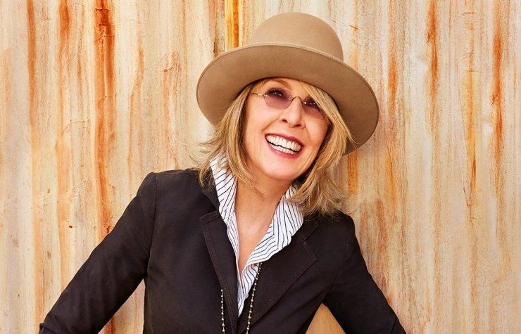 Los motivos por los que Diane Keaton casi siempre usa sombreros