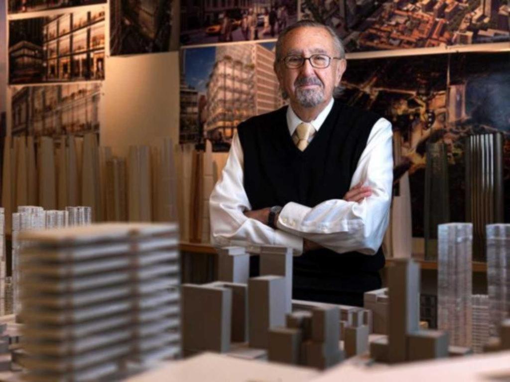 Adiós a César Pelli, un maestro de la arquitectura y del diseño de vanguardia