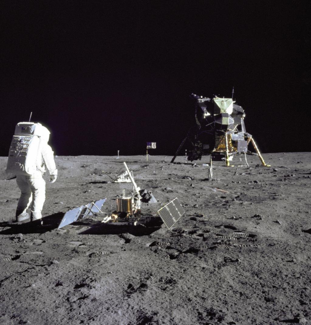 El hombre en la Luna: a 50 años de una hazaña que aún conmueve al mundo