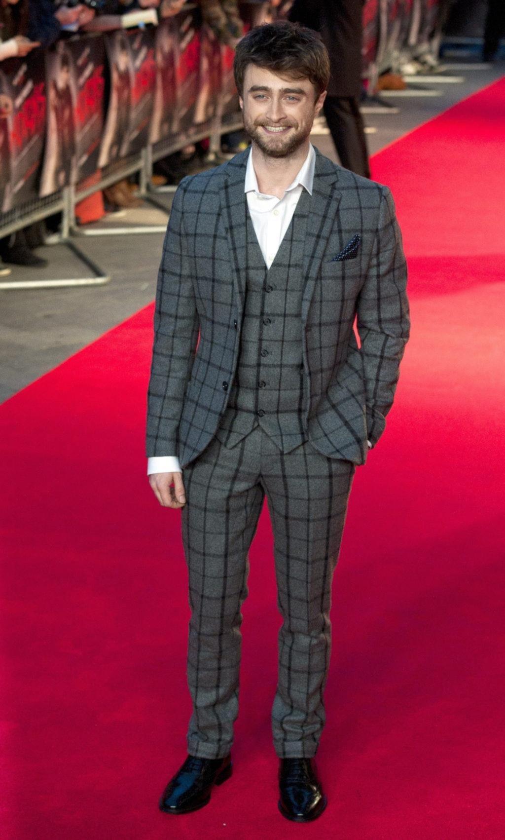 Daniel Radcliffe: se une al club de los treinta con personajes alejados de su inolvidable mago