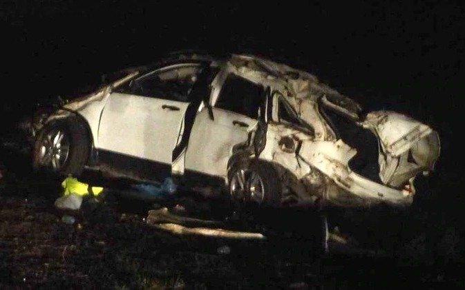 El Pepo volcó con su camioneta y murieron dos acompañantes