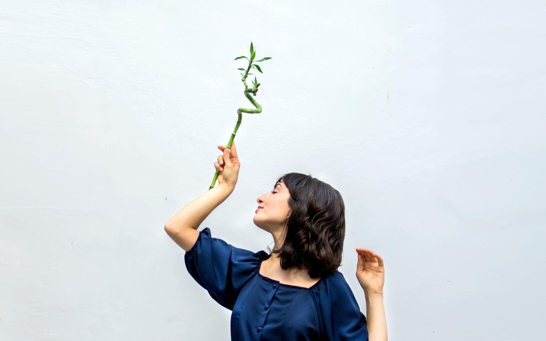 """Maca Mona Mu: """"Lo mejor que podemos dejarle al mundo es nuestra propia transformación"""""""