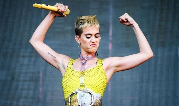 Katy Perry, una amante de la buena vida y de la alimentación saludable